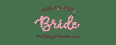 high tea hire polka dot bride