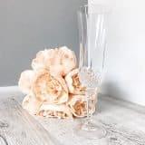 crystal cut glassware hire sydney