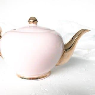 teapot hire cristina re pink