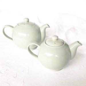 teapot hire sydney ceramic green