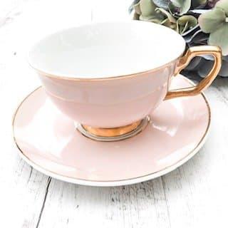 teacup hire cristina re pink