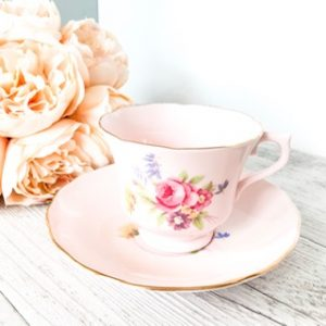 Pink pretty teacup hire sydney
