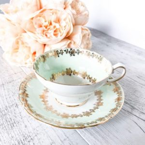 beautiful vintage teacup hire sydney