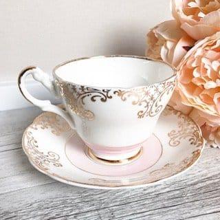 fine bone china teacups for hire
