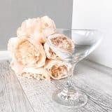 vintage glassware hire sydney