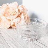crystal cut bowls