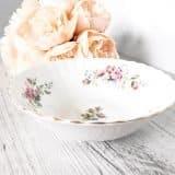 bone china dessert bowls