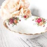 royal albert dessert bowls