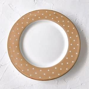 cristina re polka dot side plates